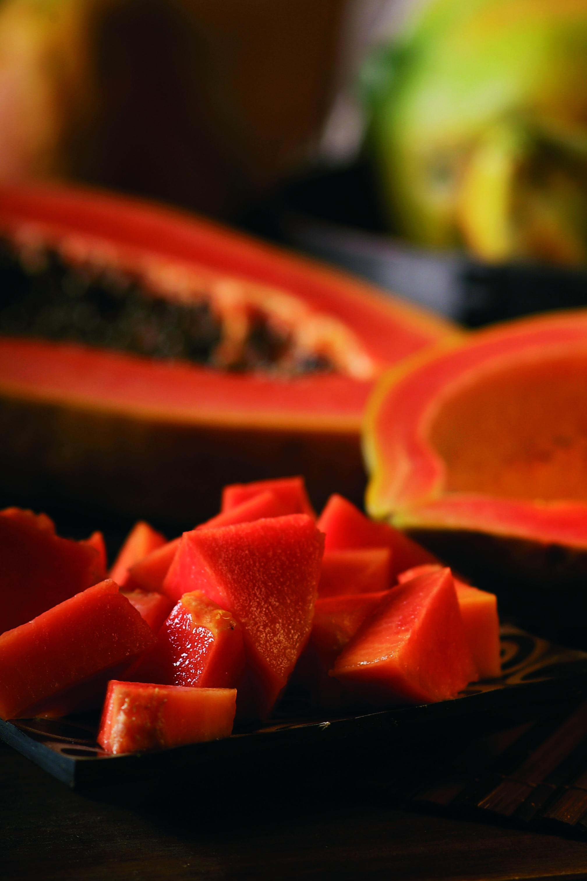 Papaya - Zucker